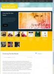 Templatic Musician WordPress Theme For Artists