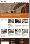 Tokokoo Parquet Furniture WordPress Theme For Online Furniture Stores