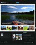 WooThemes Statua WordPress Minimalist Photography Theme