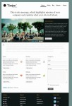 BizzThemes Tanjun Business Portfolio WordPress Theme