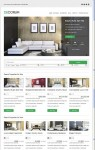ThemeShift deCorum WordPress Theme For Real Estate Website
