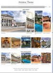 WPZOOM Artistica WordPress Theme For Photos Gallery, Showcase