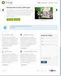 BizzThemes Enkelt WordPress Theme For Corporate, Portfolio Sites