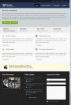 BizzThemes Envoze WordPress Theme For Corporate, Portfolio