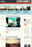 Colorlabs Allegro WordPress Theme For Personal Blogging Website