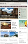 Gabfire Journey WordPress Theme for Travel & Leisure