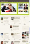 Colorlabs Narcilicious WordPress Theme For Online Photo Album