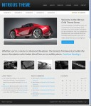 StudioPress Nitrous WordPress Business Company Theme