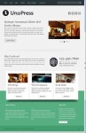 Colorlabs UnoPress WordPress Theme For Small Business, Corporate Profile