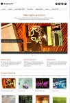 Templatic Responsive Portfolio Theme For WordPress