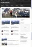 StudioPress Backcountry WordPress Theme For Outdoor Lifestyle News