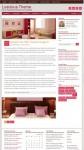StudioPress Luscious WordPress Theme For Furniture /Kitchen Businesser
