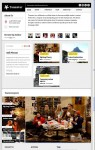 WooThemes Teamster Multiple Authors WordPress Magazine Portfolio Theme