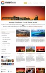 WPZoom Voyage WordPress Travel Agencies Theme