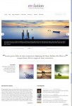 Elegant Themes Evolution Responsive Design WordPress Theme