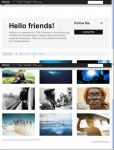 Graph Paper Press Mix folio Responsive, HTML5 WordPress theme