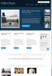 StudioPress Politica WordPress Theme For Political Blog