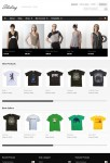 WooThemes Sliding WordPress WooCommerce Child Theme