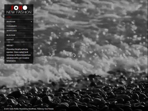 Viva Themes Soho, Personal Portfolio Theme For WordPress