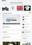 WooThemes Beveled Responsive WordPress Portfolio theme