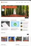 ThemeSnap Go Mobile Drupal Mobile Ready Theme