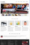 ThemeWarrior Portofolio WordPress Theme For Modern Portfolio