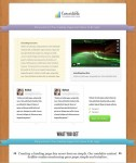 Elegant Themes Convertible Landing Page WordPress Theme
