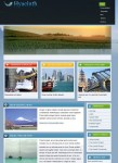 Review And Download Hyacinth Joomla Template From JoomlaShack
