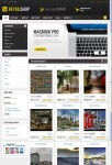 ThemeSnap Retail Shop Drupal Commerce Theme