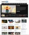 VideoPlus WordPress Video Theme From Theme Junkie