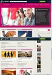 CSSIgniter Informati WordPress Theme For Magaizne Blog Portals
