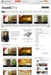 Smooth Pro Gorilla Themes WordPress Real Estate Theme