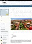 WooThemes Drawar WordPress Responsive Personal Blogging Theme