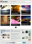 Colorlabs Galerie Photography WordPress Theme For Multimedia Websites