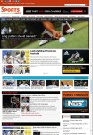 Magazine3 SportsMag WordPress Sports Magazine Theme