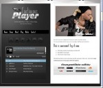 Aloha Themes Continuous Player WordPress Theme For Audio Video