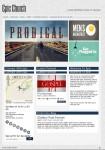 Organized Themes Epic Responsive Church Theme For WordPress
