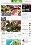 Magazine3 FoodBlog WordPress Food Magazine Theme