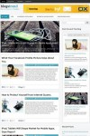 InkThemes Blogs Trend Responsive WordPress Theme For Pofessional Blogs