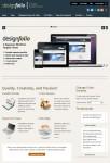 PressCoders Design Folio WordPress Theme For Responsive Portfolios