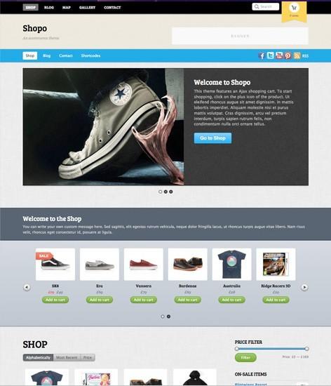Themify Shopo Responsive Ecommerce Theme