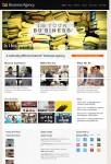 Magazine3 BusinessAgency WordPress Business Portfolio Theme