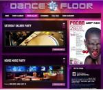Gorilla Themes Dance Floor DJ WordPress Theme Updated