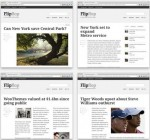 WooThemes Flipflop WordPress Responsive NewsPaper Theme