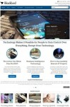 Blackbird Responsive Business WordPress Theme By InkThemes