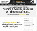 Dynamik Website Builder – Take Control Of Your Website With Genesis Framework