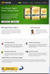 Figero Premium Business WordPress Theme By InkThemes