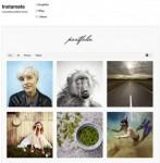 Graph Paper Press Instamate Responsive WordPress Instagram Theme