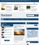 Colorlabs Nocturn Professional & Attractive News WordPress Theme