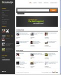 ThemeWarrior iKnowledge Knowledge Base WordPress Theme